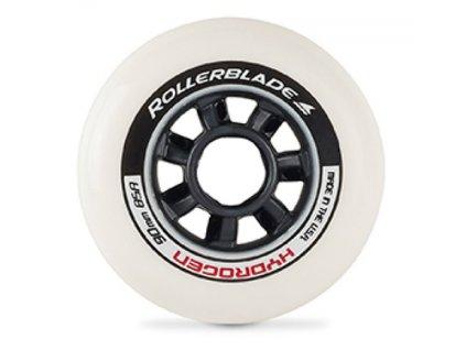 Rollerblade HYDROGEN 90mm/85A Black (sada 8ks)