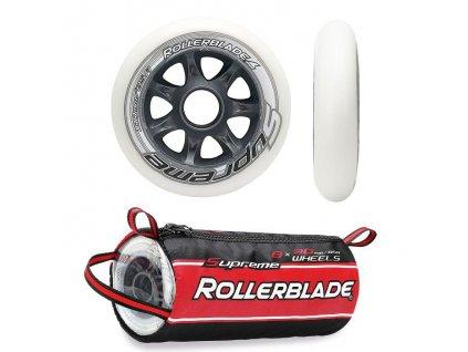 Rollerblade SUPREME 90mm/85A (sada 8ks)