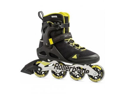 Rollerblade SIRIO 80 Black/Yellow 2019
