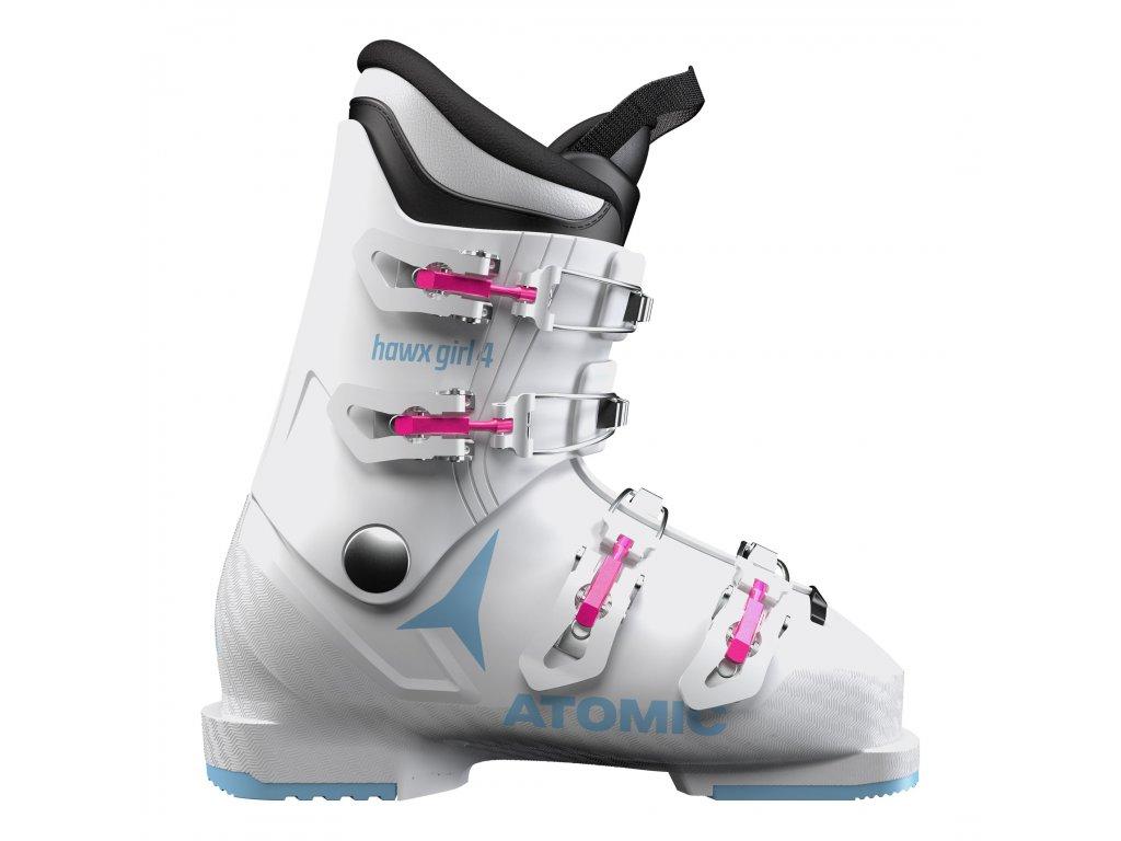 Lyžiarske topánky Atomic HAWX GIRL 4 White, 20/21 (veľkosť EUR 38-38.5)