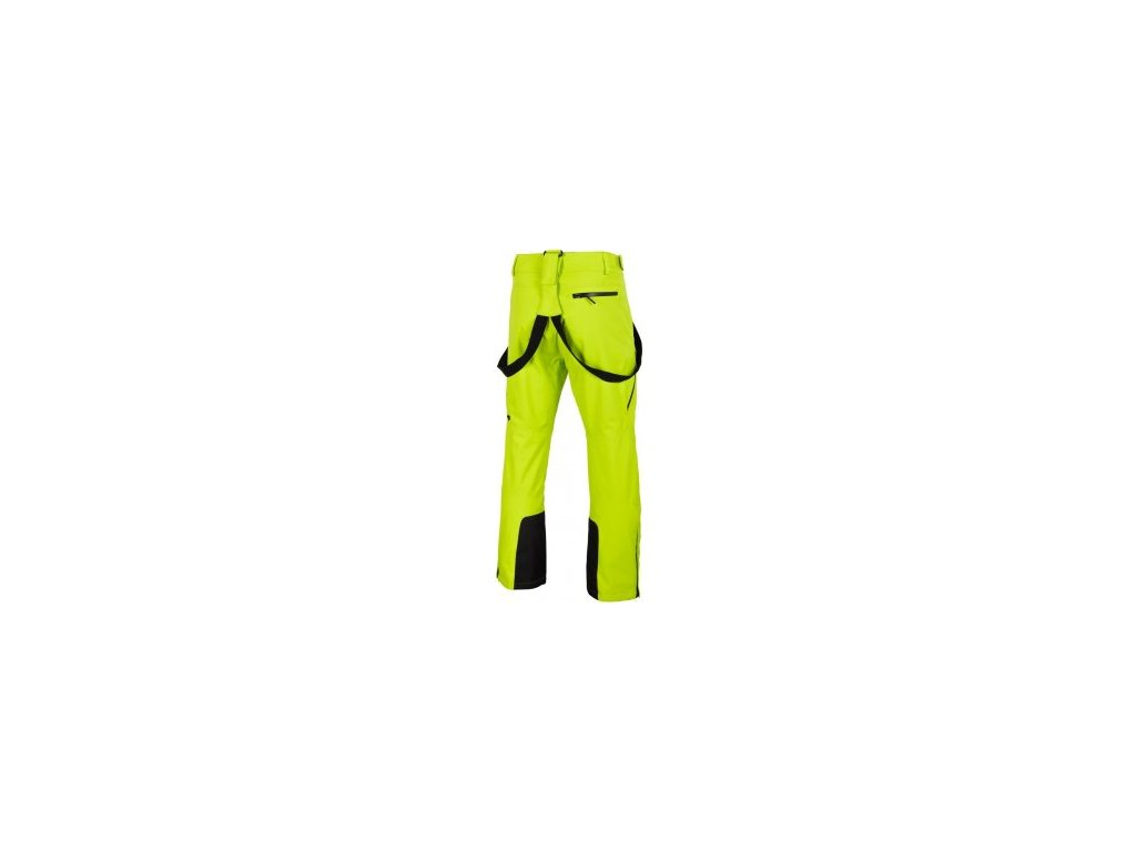 98726 1 panske lyzarske kalhoty 4f spmn012 zelene 01