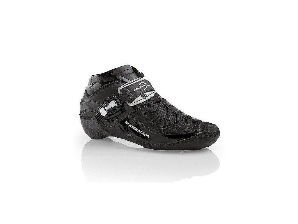 Kolieskové korčule Rollerblade RACEMACHINE LE topánky, black, 16/17 (veľkosť EUR 40)