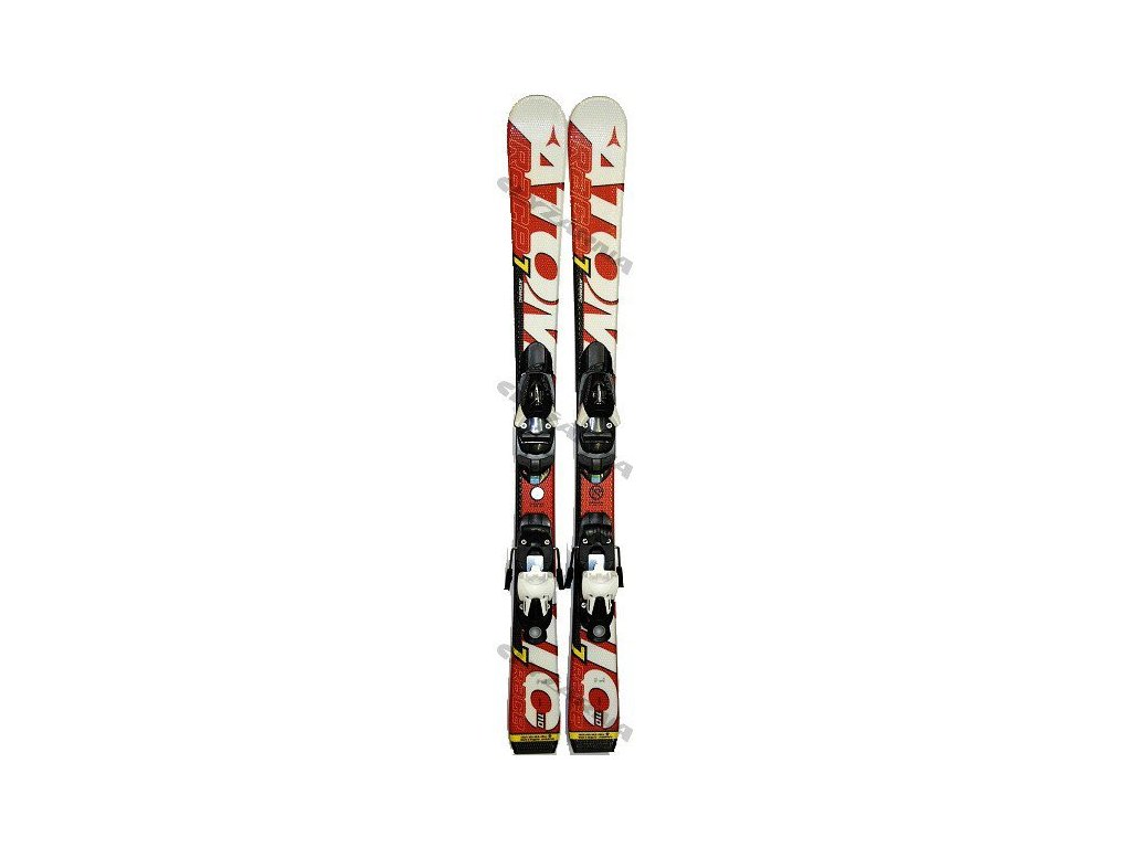 Atomic RACE 7 JR + viazanie EVOX 045 red / white 12/13 (dĺžka lyže 70)
