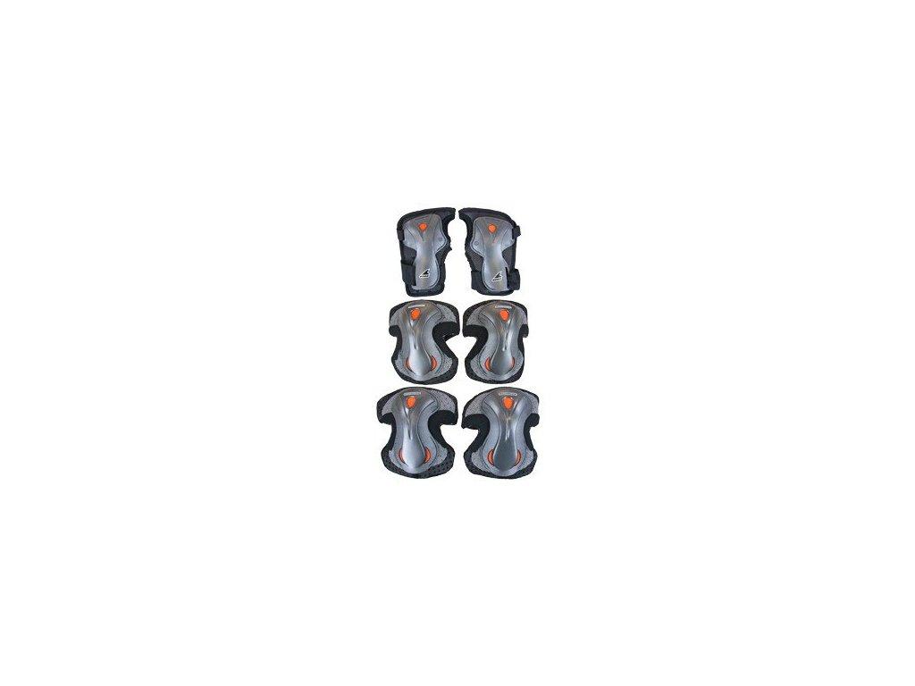 Rollerblade LUX 3 - grey (varianta S)