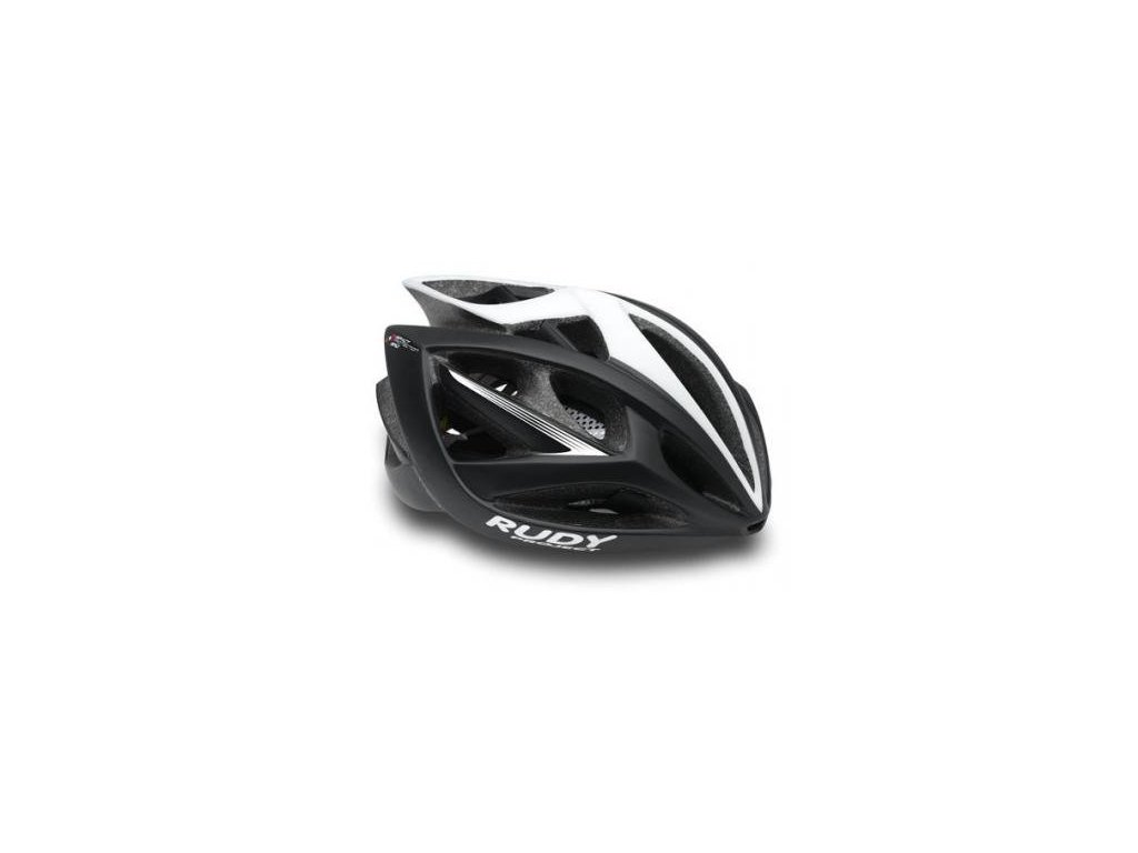 RUDY PROJECT AIRSTORM black / white matte 2018 (varianta S / M)