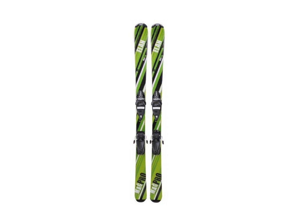 Zjazdové lyže Elan MAG PRO Jr. + SL4.5 16/17 (dĺžka lyže 100)