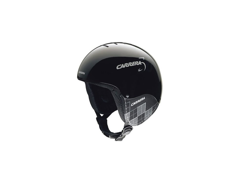 Lyžiarska prilba Carrera LANCE - black 16/17 (varianta L / XL (59-61cm))