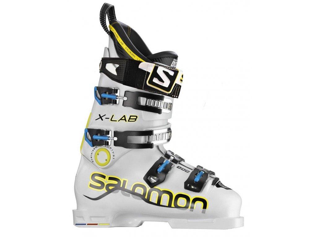Salomon X LAB 110, white, 14/15 (EÚ (euro) EUR 37 - 23,5 cm)