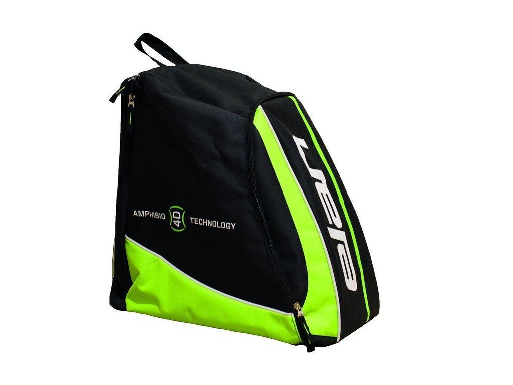 Elan BAG FOR SKI BOOTS - black / green 17/18 (varianta univerzálne)