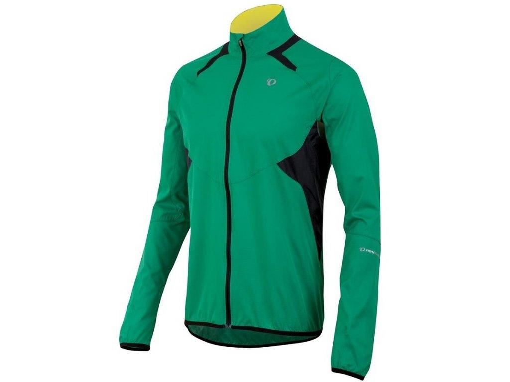 Pearl Izumi FLY bunda - zeleno / čierna (varianta XL)