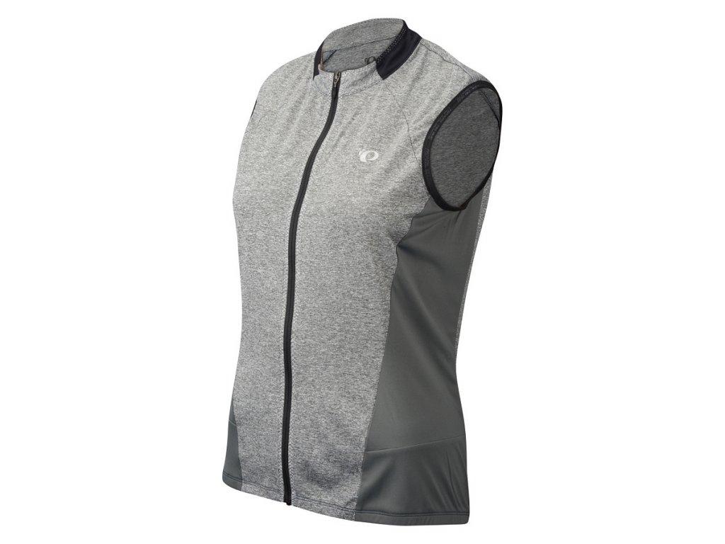 Cyklistický dres PEARL Izumi SELECT ESCAPE SL W Jersey Grey (varianta M)