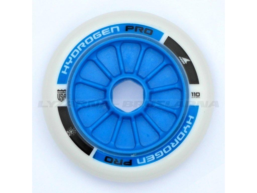 Inline kolieska Rollerblade HYDROGEN PRO 110mm 2019 (sada 8ks) (varianta 110mm)
