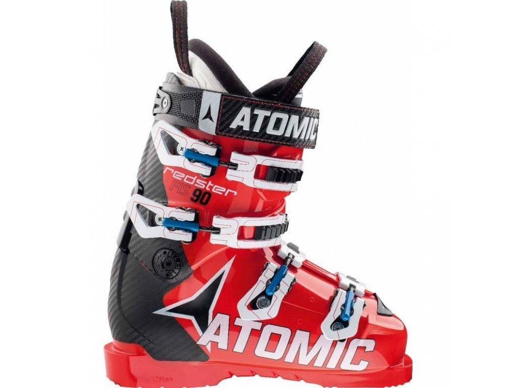 Atomic Race Ti FIS 90 16/17 (EÚ (euro) EUR 38-38,5 / 24-24,5 cm)