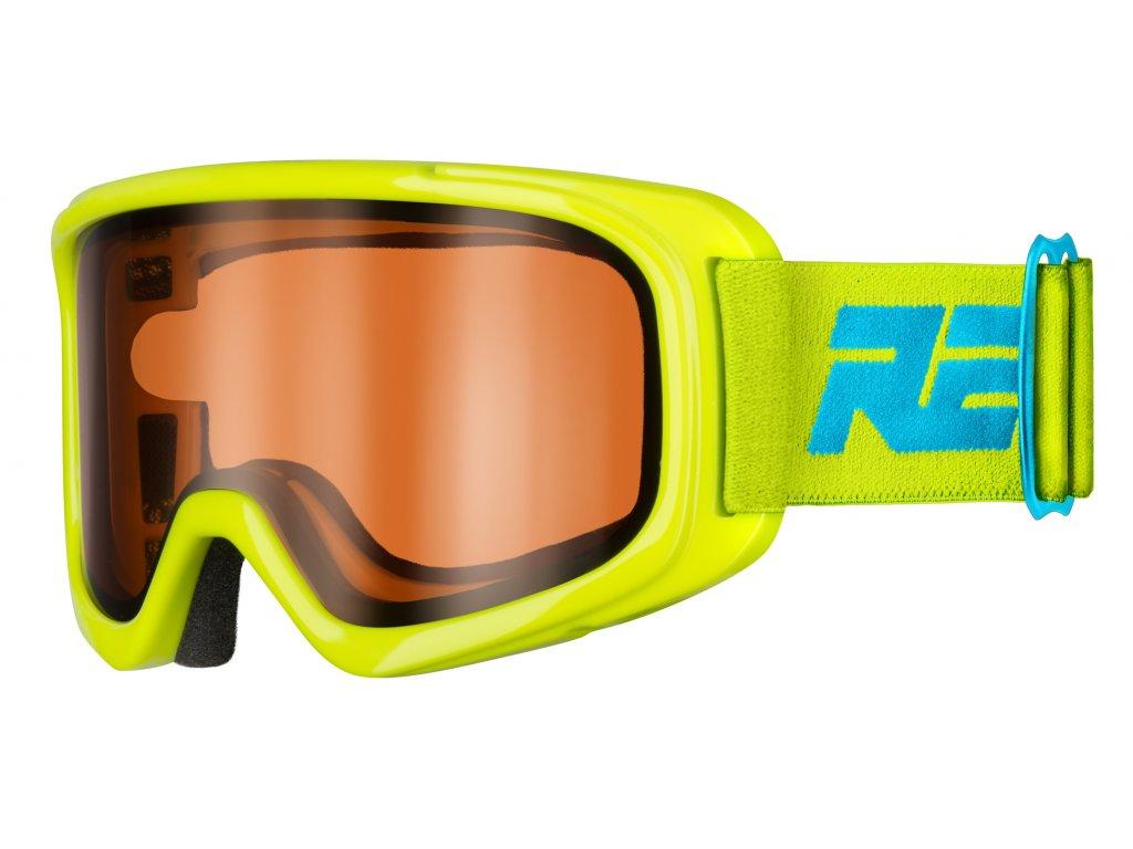 Detské lyžiarske okuliare Relax HTG39B BUNNY Jr (varianta univerzálne)