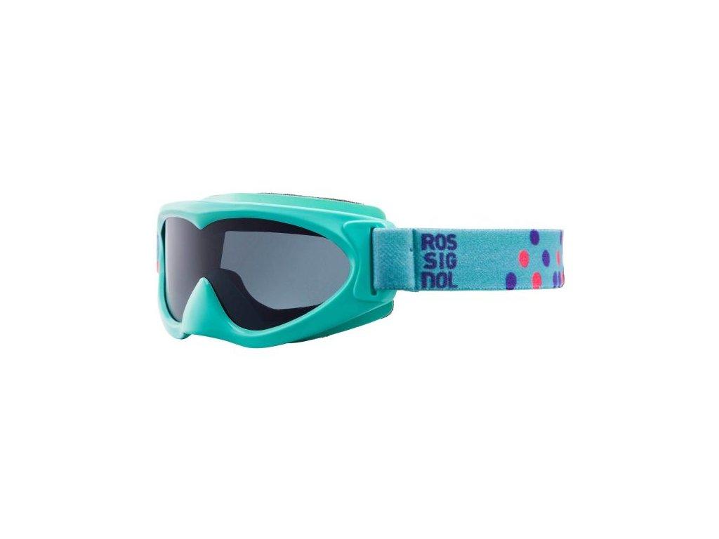 Detské lyžiarske okuliare Rossignol KIDDY GIRL (varianta univerzálne)