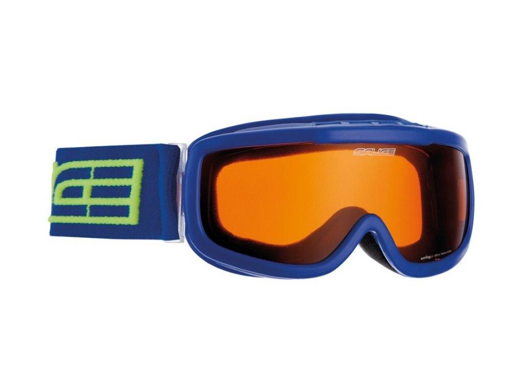 Detské lyžiarske okuliare Salice 778A blue / orange (varianta univerzálne)