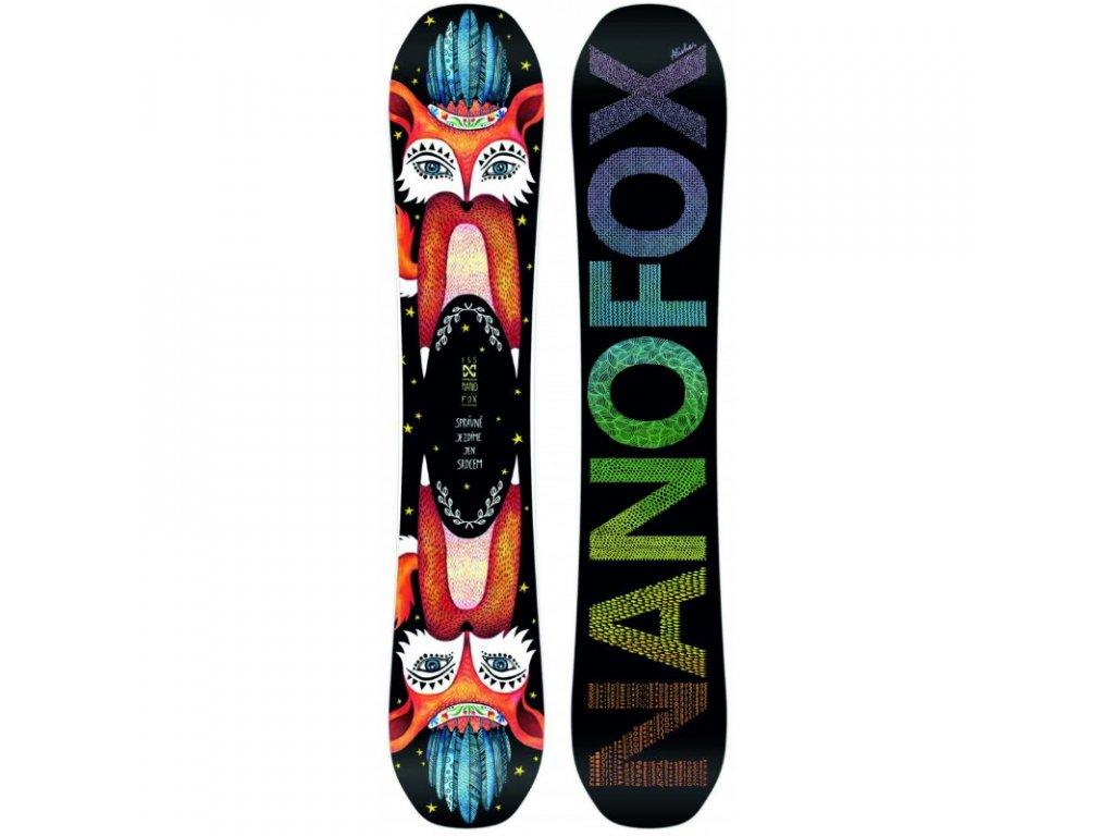 Nano FOX (varianta 120 cm)