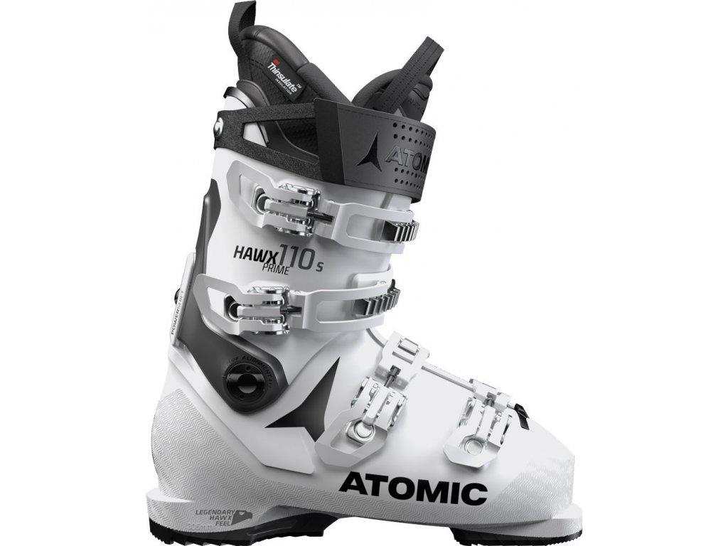 Atomic HAWX PRIME 110 S biela 18/19 (EÚ (euro) EUR 40,5-41 / 26-26,5 cm)