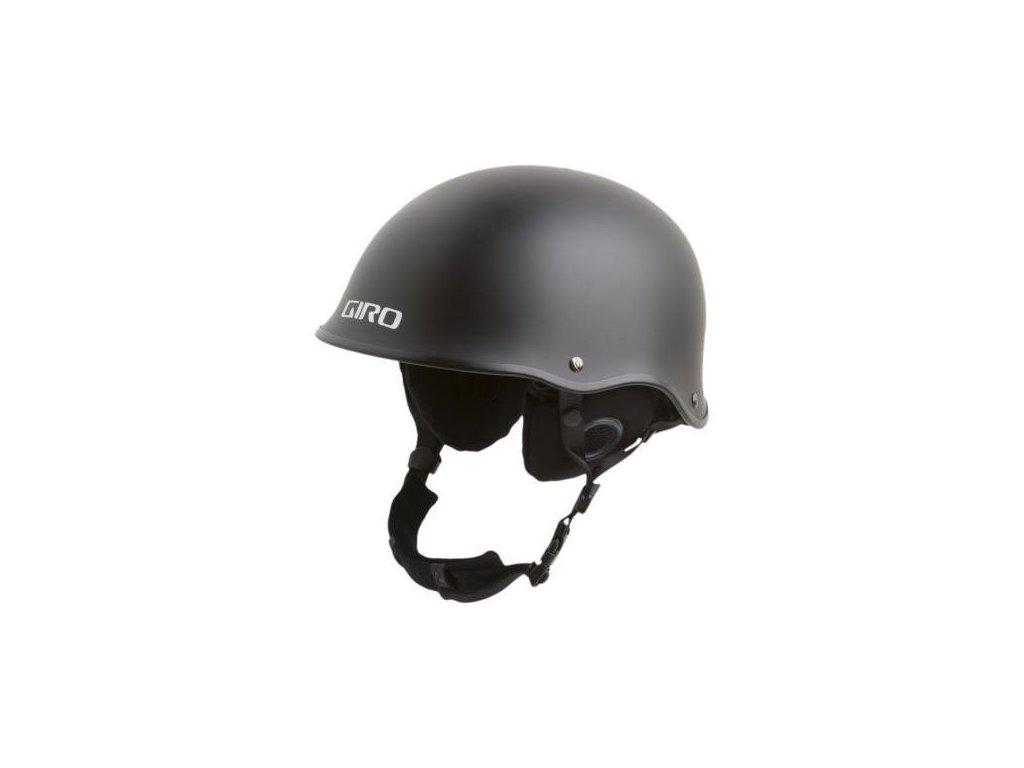 Giro BAD Lieutenant 08 matte black (varianta XS)