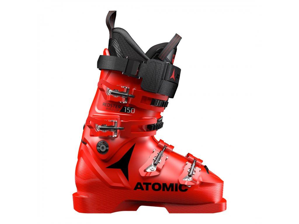 Lyžiarske topánky Atomic Race Ti WC 150 (veľkosť EUR 40.5-41)