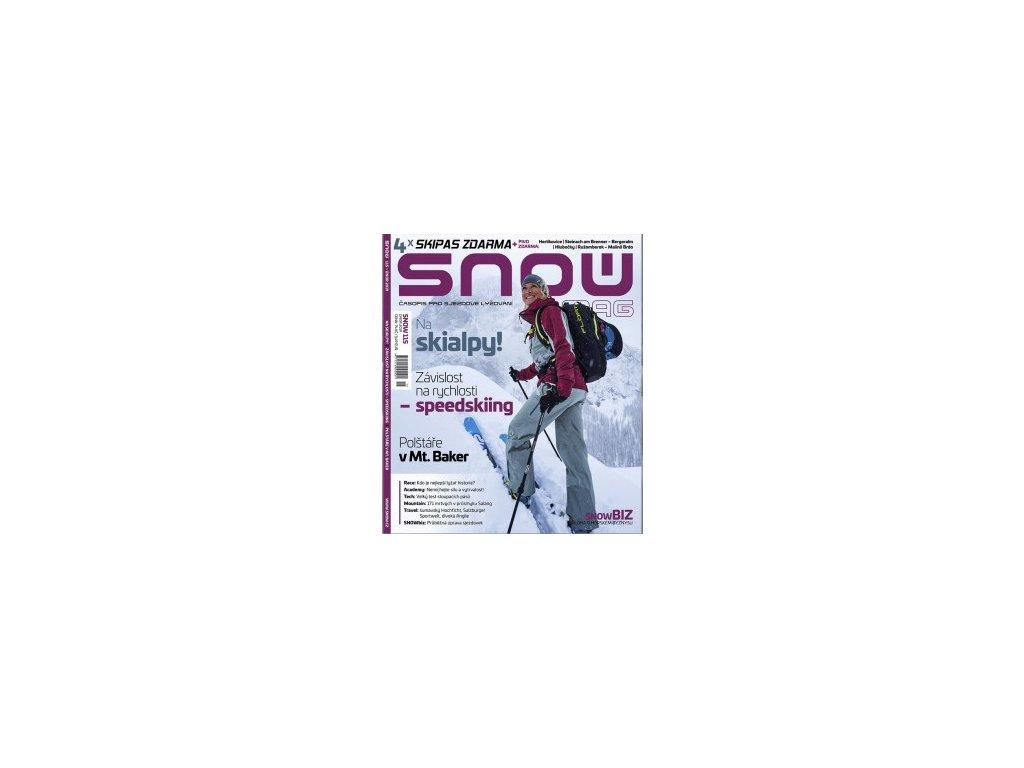 SNOW 115 - február 2019 (varianta univerzálne)