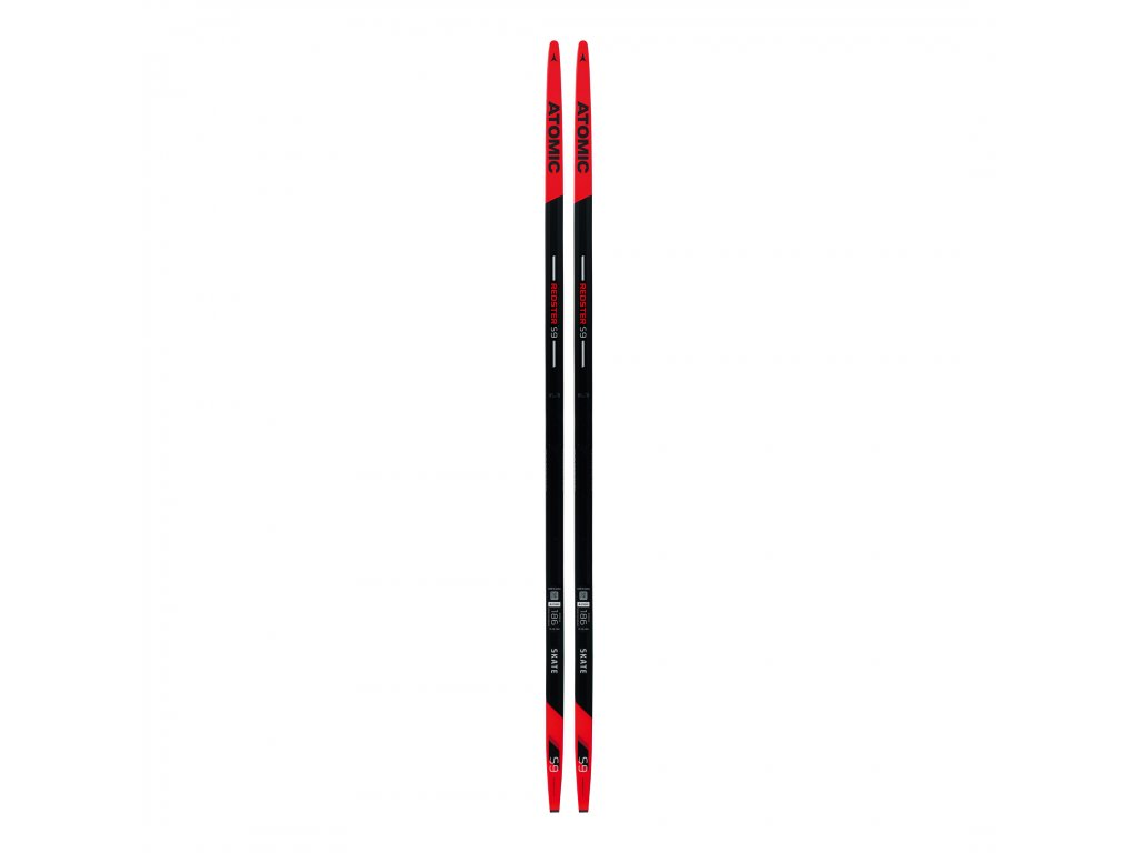 Atomic Race Ti S9 soft / med 18/19 (dĺžka lyže 186 cm)