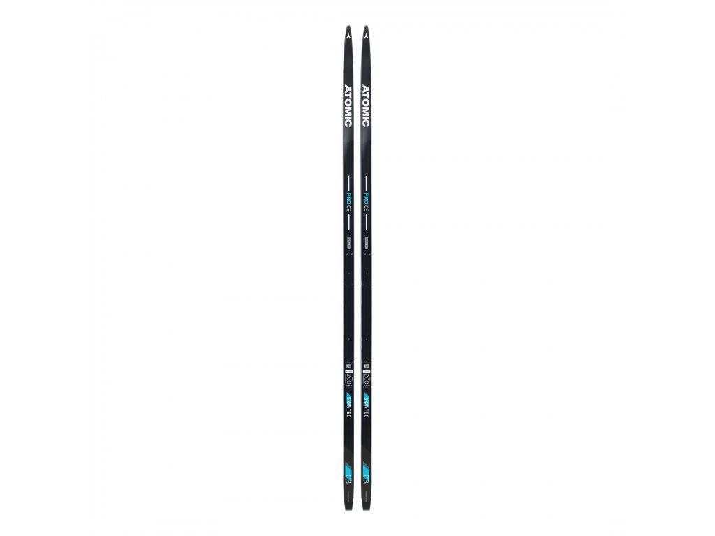 Atomic PRO C3 L med Skintec 18/19 (dĺžka lyže 200 cm)