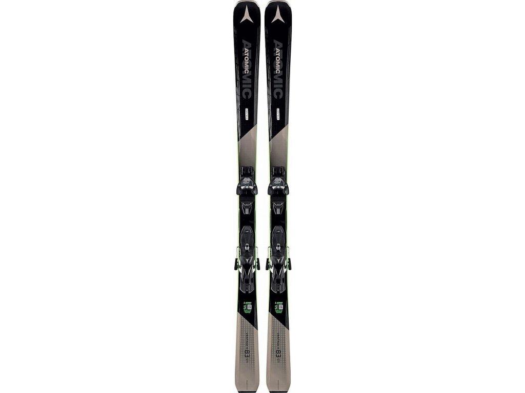 Zjazdové lyže Atomic Vantage X 83 CTI 18/19 + viazanie Warden 13 MNC black 18/19 - testované (dĺžka lyže 168)