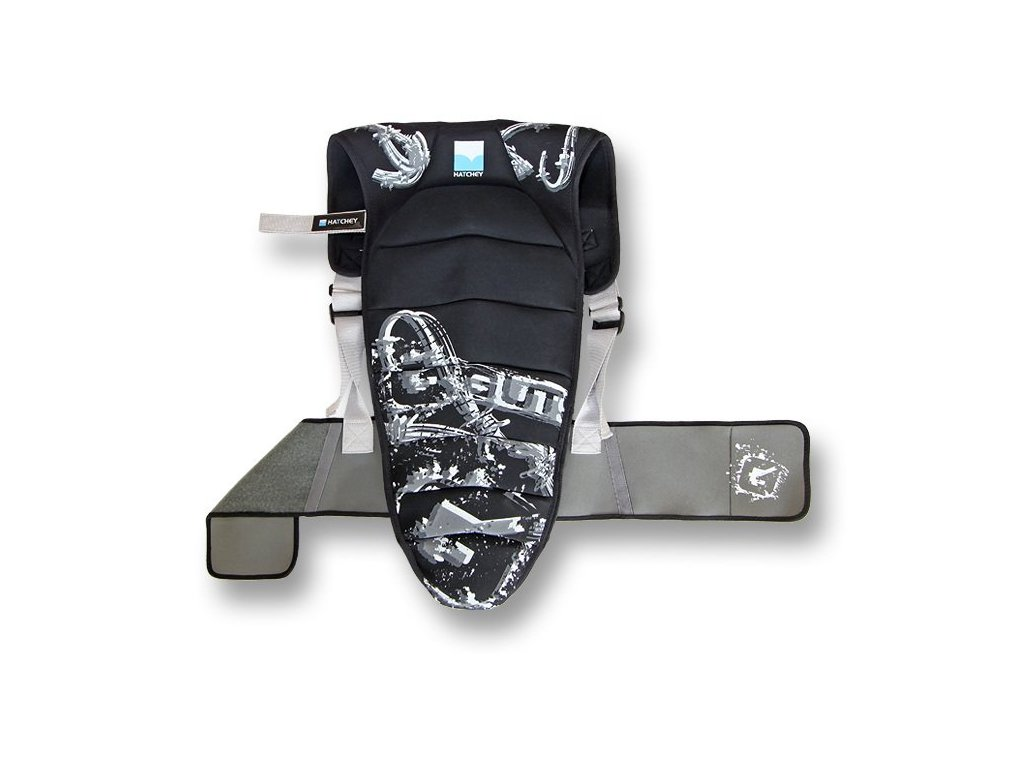 Chránič chrbtice Hatchey TOP RACE (výška postavy XL (180-190cm))