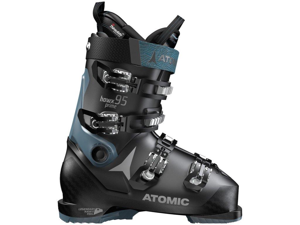 Lyžiarske topánky Atomic Hawx Prime 95 W 19/20 (veľkosť EUR 38-38.5)