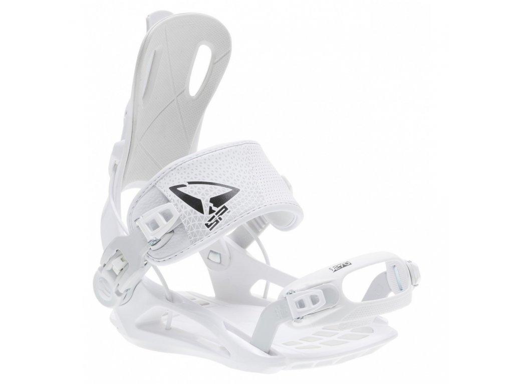 SP FASTEC 270 - White / Black (varianta S)