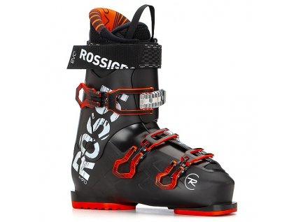 Rossignol EVO 70 Black / Red 20/21 (EÚ (euro) EUR 39 - 25 cm)