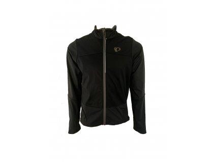 Cyklistická bunda Pearl Izumi MTB SUMMIT SOFTSHELL Jacket Black (veľkosť M)