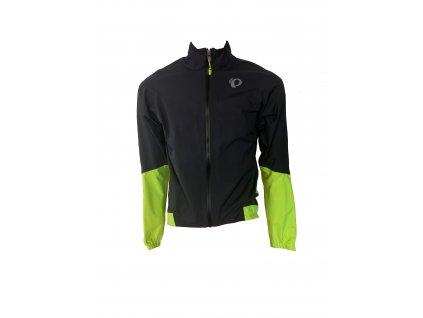 Cyklistická bunda PEARL Izumi MTB WxB JACKET Screaming Yellow (veľkosť M)