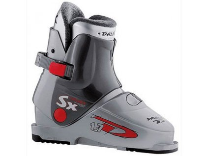 Lyžiarske topánky Dalbello SX 1.7 - silver 15/16 (veľkosť EUR 37.5)