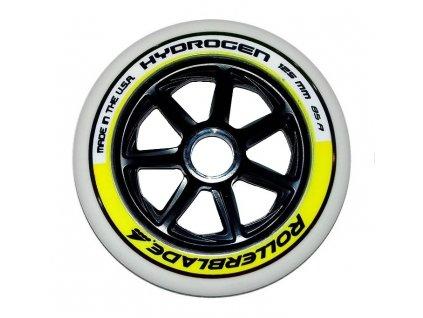 Rollerblade HYDROGEN 125 / 85A (sada 6ks) (varianta univerzálne)