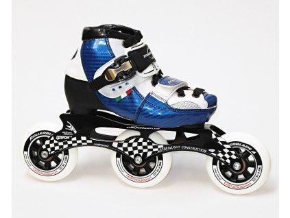 Rollerblade RACEMACHINE Junior (EÚ (euro) EUR 31-34 / 195-215mm)