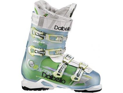 Lyžiarske topánky Dalbello AVANTI 85W - Dazz blue tr / Dazz blue tr (veľkosť EUR 38)
