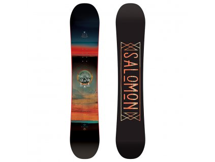Snowboard Salomon PULSE WIDE (varianta 156 cm)