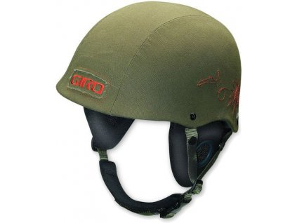 Giro BAD Lieutenant 08 fatigue Khaki (varianta XS)