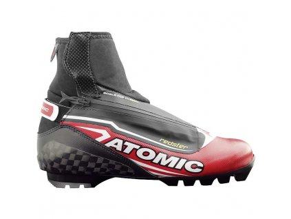Atomic Race Ti WorldCup CLASSIC PILOT red / black 17/18 (veľkosť EUR 38-23.5)