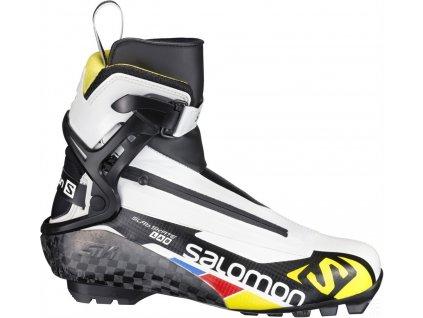Salomon S-Lab SKATE 13/14 (EÚ (euro) tretiny EUR 40 2/3 / 25,5 cm)
