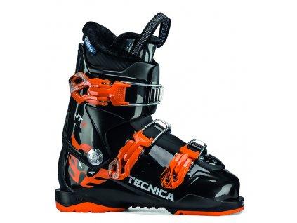 Lyžiarske topánky Tecnica JT 3 19/20 Black (veľkosť EUR 35)