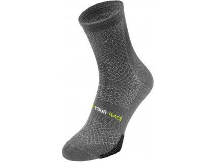 R2 ENDURANCE ATS11D Grey (Ponožky vel. EUR 39-42)