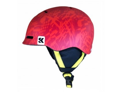 mentorjr skiset red