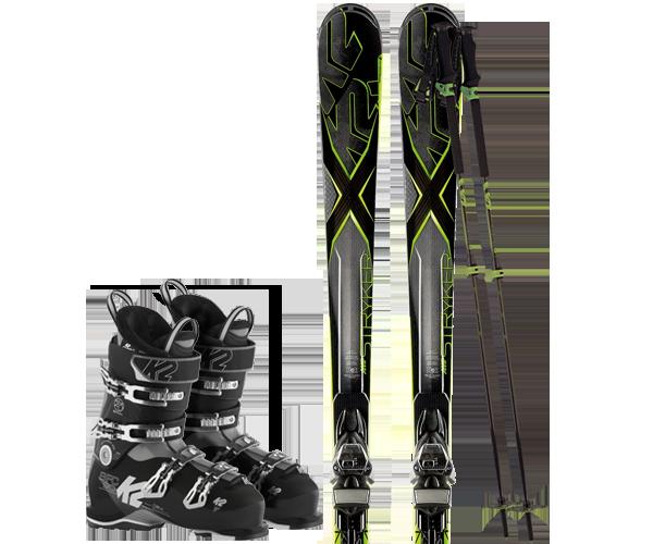 Požičovňa lyží, bežiek a snowboardov