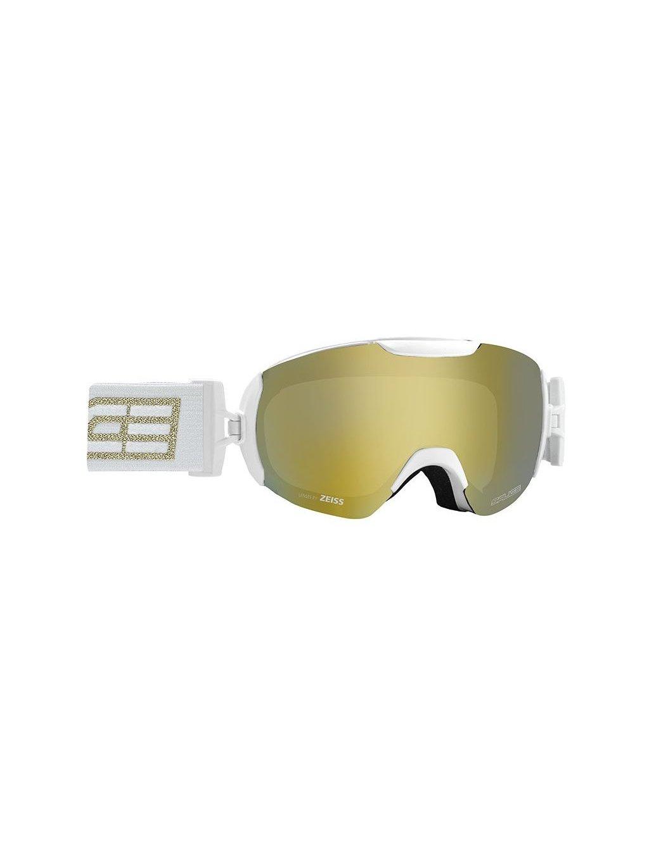 Salice 604 TECH - White/Gold
