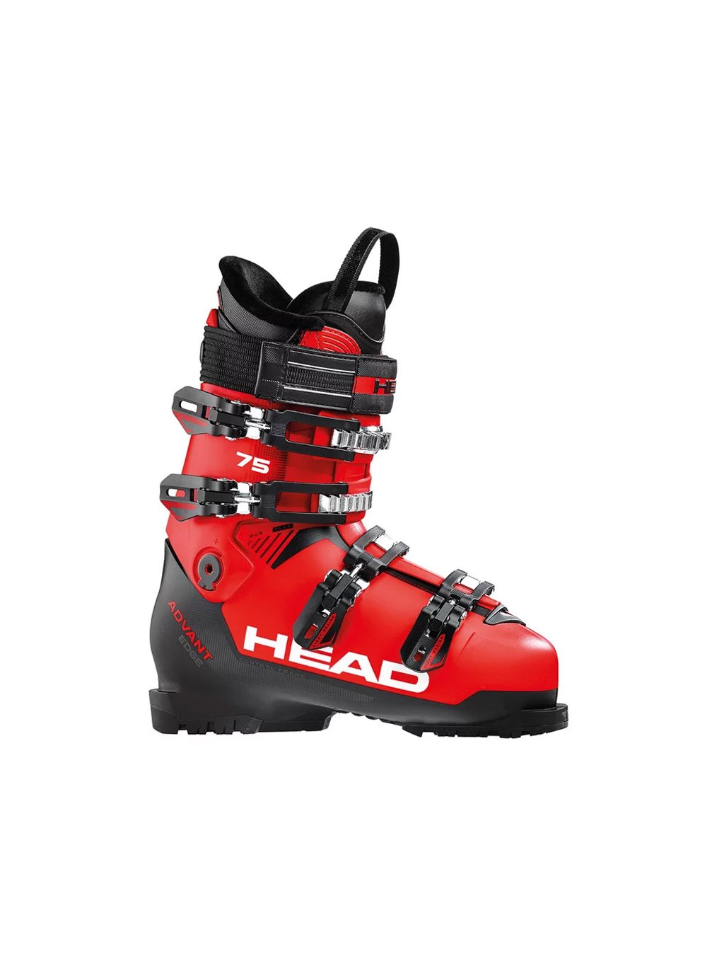Head Advant Edge 75 - Red/Black