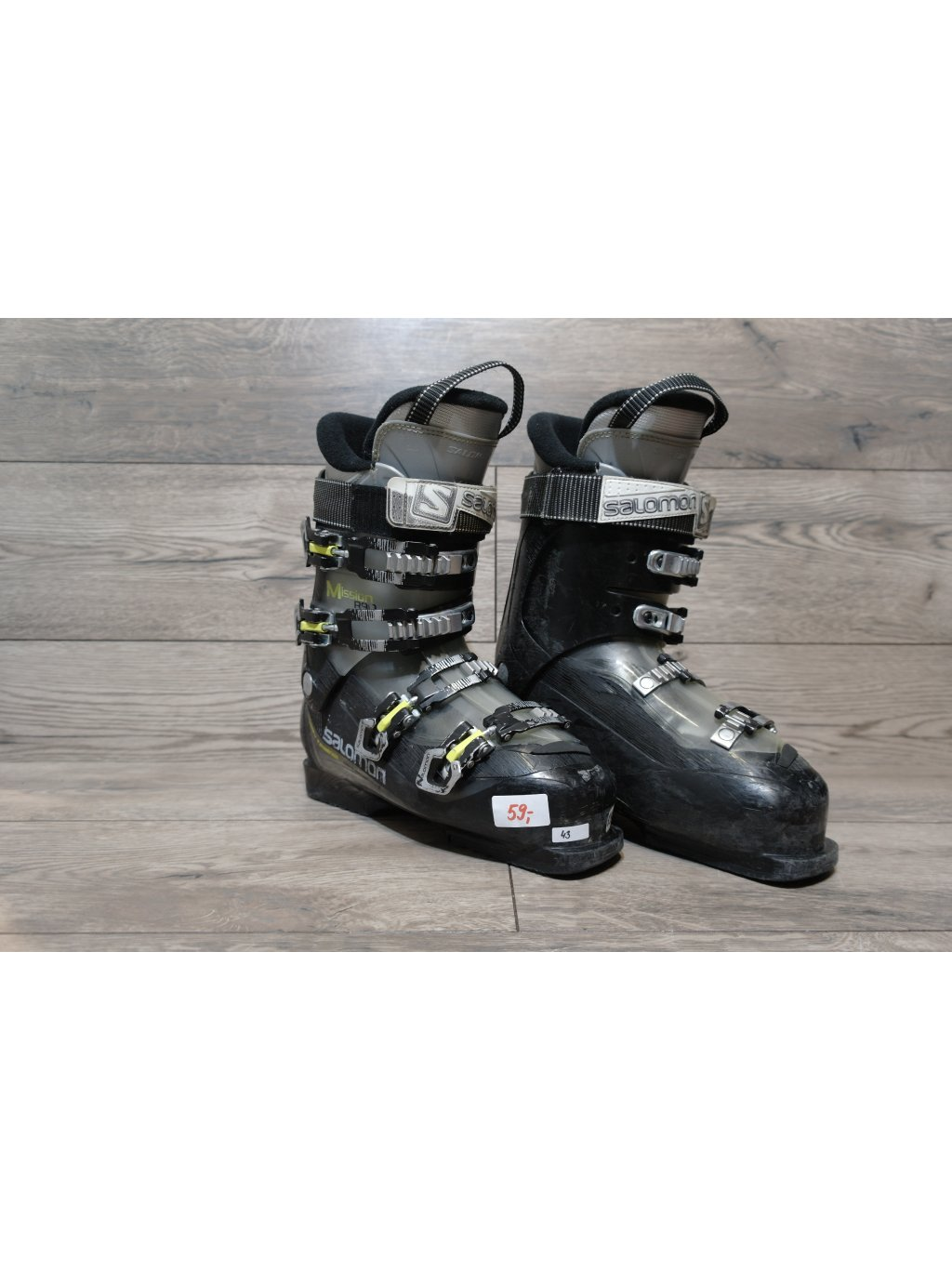 Salomon Mission R90 (EU: 43)