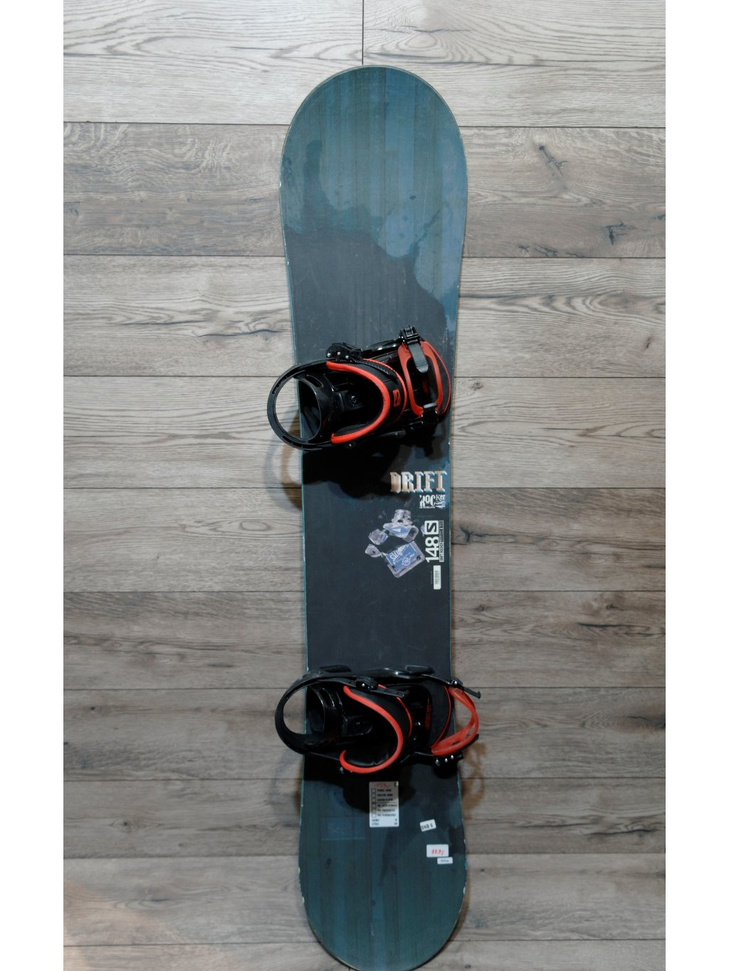 Salomon Drift Rocker 148cm